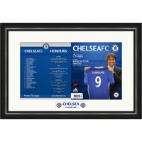 Personalised Chelsea FC Match Day Programme - Chelsea Fc Gifts