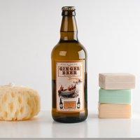Ginger Beer Flavoured Bathing Gel - Beer Gifts