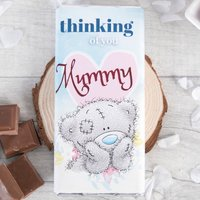 Personalised Me To You Chocolate Bar - Thinking Of You Mummy - Me To You Gifts