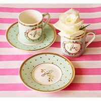 Espresso Cup & Saucer Set - Cup Gifts