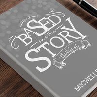 Personalised Diary - True Story - Diary Gifts