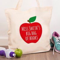 Personalised Tote Bag - Big Bag Of Books - Books Gifts