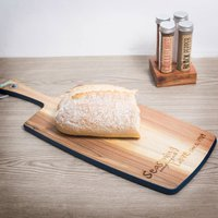 Jamie Oliver Personalised Antipasti Serving Board - Seasoning Everything With Love - Jamie Oliver Gifts