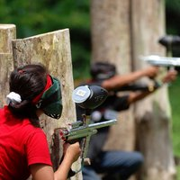 Paintball Gift Experience For Four - Paintball Gifts