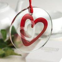 Spaceform Hanging Keepsake - Hearts - Keepsake Gifts