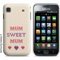 Personalised Samsung Phone Cover - Mum Sweet Mum - Gadgets Gifts