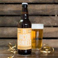 Personalised Beer - 21st Birthday Beer - 21st Gifts