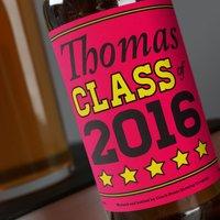 Personalised Beer - Class Of... - Beer Gifts