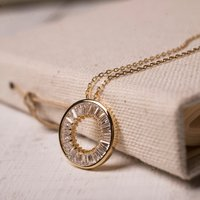 Symbology Good Karma Gold-Plated Necklace