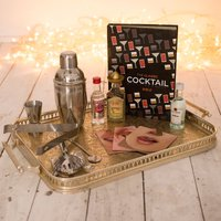 Cocktail Lovers Gift Box - Cocktail Gifts