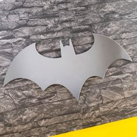 Batman Mirror - Batman Gifts