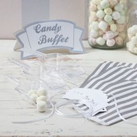 Vintage Lace - Candy Bar Kit - Candy Gifts