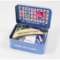 Car Journey Games In A Tin - Games Gifts