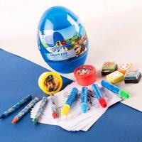 Paw Patrol Craft Egg - Paw Patrol Gifts