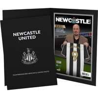 Personalised Newcastle United Magazine Cover - Newcastle Gifts