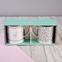 Personalised Mary Berry Set Of Two Mugs - Getting Personal Gifts