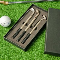 Colin Montgomerie Golf Club Pen Set