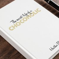 Personalised Diary - Secret Life - Diary Gifts