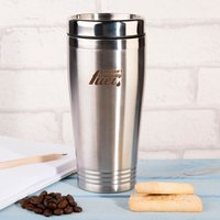 Personalised Travel Vacuum Flask - Creativity Fuel - Flask Gifts