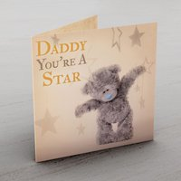 Personalised Me To You Card - You're A Star - Me To You Gifts