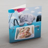 Photo Upload Me to You Card - Car and Balloons - Me To You Gifts