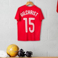 Personalised Children's Official Arsenal Football Top - Football Gifts