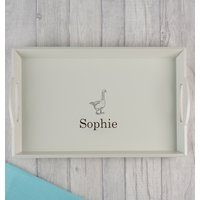 Personalised Mary Berry Wooden Serving Tray - Getting Personal Gifts