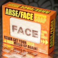 Arse Face Soap - Soap Gifts