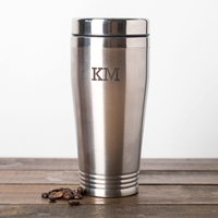 Personalised Travel Vacuum Flask - Flask Gifts