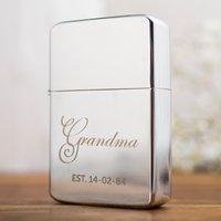 Engraved Lighter - Grandma - Grandma Gifts