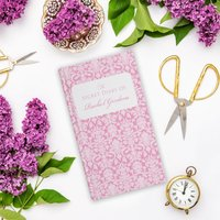 Personalised Slim Diary - Secret - Diary Gifts