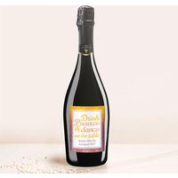 Personalised Prosecco - Drink Prosecco And Dance On The Table - Dance Gifts