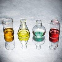 Mixology Chemical Shot Glasses, Set Of 4 - Shot Glasses Gifts