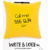 Note Me Pillow - Pillow Gifts