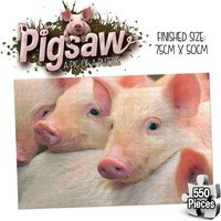 Pigsaw Puzzle - Puzzle Gifts