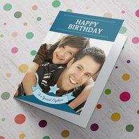 Personalised Birthday Card - To A Special Nephew - Nephew Gifts