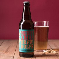 Personalised Beer - Brewdolph - Beer Gifts