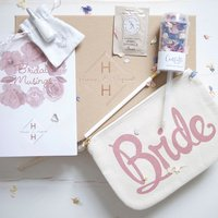 Luxury Engagement Gift Box - Planner and Ring Sparkler