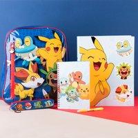 Pokémon Activity Filled Backpack - Activity Gifts