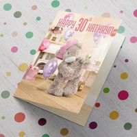 Personalised Me To You Card - 30 Stack Of Presents - Presents Gifts