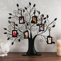 Family Tree 6 Picture Frame
