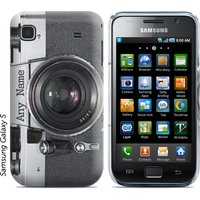 Personalised Samsung Phone Cover - SLR Camera - Phone Gifts