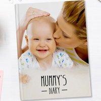 Photo Upload Diary - Mummy's Diary - Diary Gifts