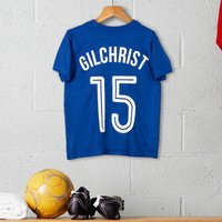 Personalised Children's Official Chelsea Football Top - Football Gifts