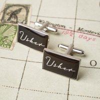 Usher Cufflinks