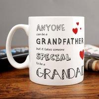 Personalised Mug - Grandfather, Grandad - Grandad Gifts