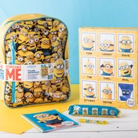 Minions Activity Filled Backpack Set - Activity Gifts