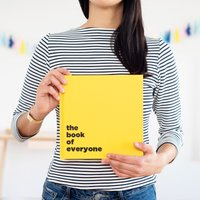 The Book Of Everyone - Book Gifts
