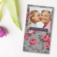 Photo Upload Slim Diary - Grandma's Secrets - Diary Gifts