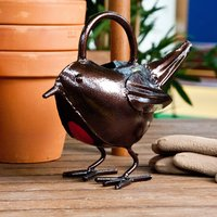 Ornamental Robin Watering Can - Robin Gifts